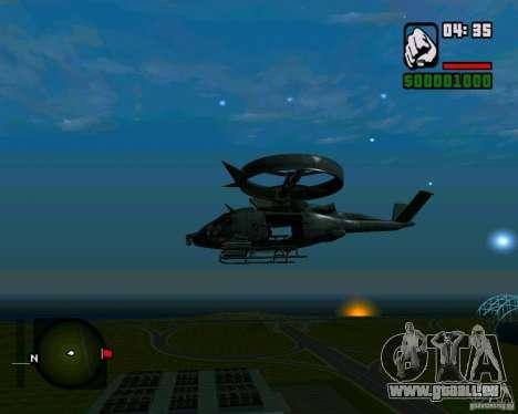 SA-2 Samson pour GTA San Andreas