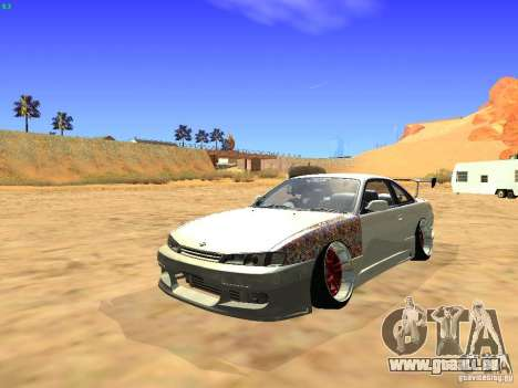 Nissan Silvia S14 JDM für GTA San Andreas