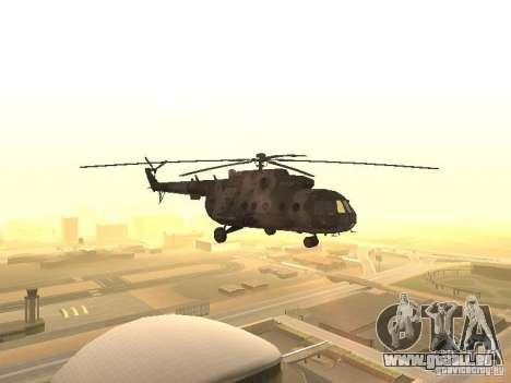 MI 17 für GTA San Andreas