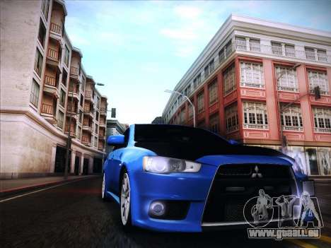 Realistic Graphics HD pour GTA San Andreas