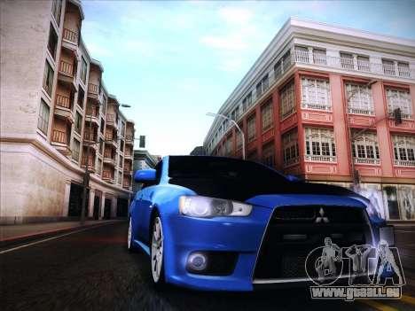 Realistic Graphics HD für GTA San Andreas