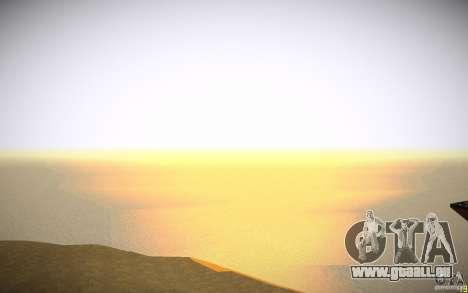 HD Wasser v3. 0 für GTA San Andreas elften Screenshot