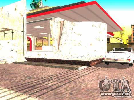 Mosquée et animation prière pour GTA San Andreas cinquième écran