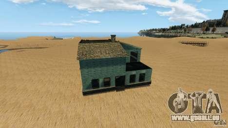 Wüste Gobi für GTA 4 achten Screenshot