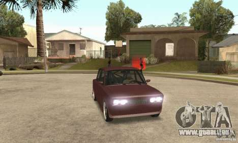 VAZ 2106 Street Style für GTA San Andreas