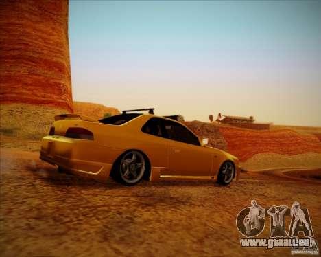 Honda Prelude Tunable für GTA San Andreas rechten Ansicht