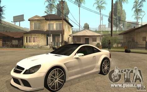 Mercedes-Benz SL65 AMG BS für GTA San Andreas