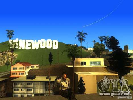 Animation Mod für GTA San Andreas zehnten Screenshot