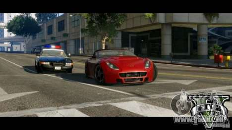 GTA 5 LoadScreens für GTA San Andreas achten Screenshot