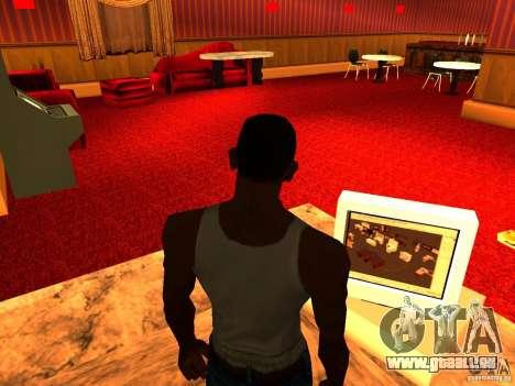 Bordel Cj v1.0 pour GTA San Andreas huitième écran