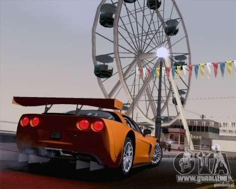 Optix ENBSeries pour PC puissant pour GTA San Andreas septième écran