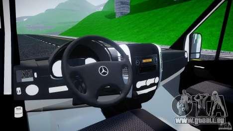 Mercedes-Benz Sprinter Euro 2012 pour GTA 4 est un droit