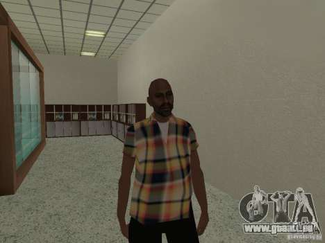 New bmost v2 pour GTA San Andreas