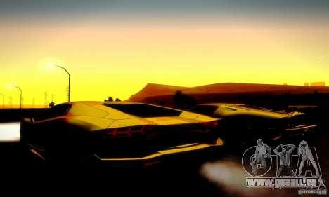Drag Track Final pour GTA San Andreas neuvième écran