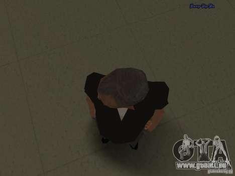 New bmost pour GTA San Andreas quatrième écran