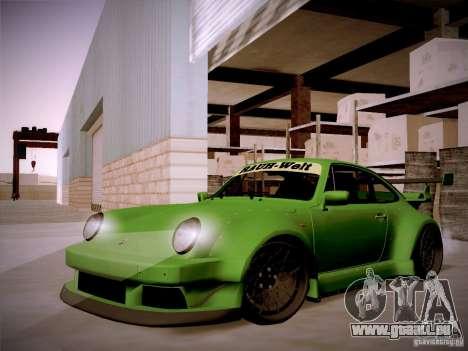 Porsche 911 Turbo RWB Pandora One für GTA San Andreas