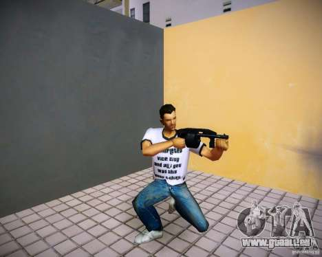 Pak de GTA 4 the Lost and Damned pour GTA Vice City