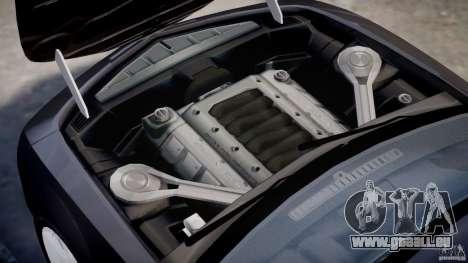 Chevrolet Camaro SS 2009 v2.0 pour GTA 4 Salon