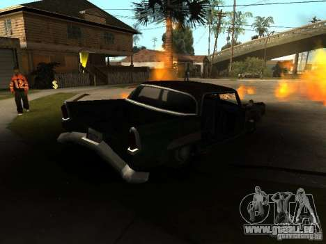 OceanicShit für GTA San Andreas Innen