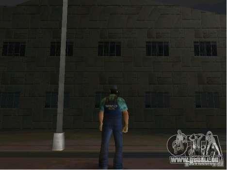 Nouveaux modèles de poste de police pour GTA Vice City cinquième écran