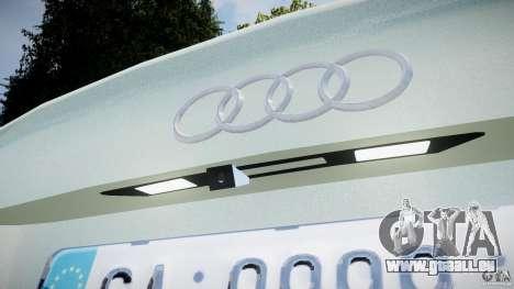 Audi RS6 2010 für GTA 4 Seitenansicht