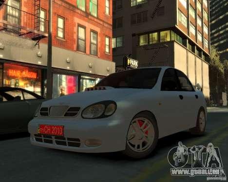 Daewoo Lanos für GTA 4
