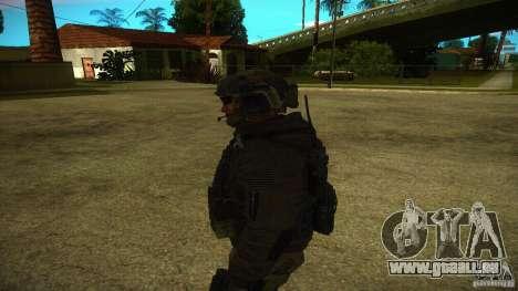 Sandman pour GTA San Andreas quatrième écran