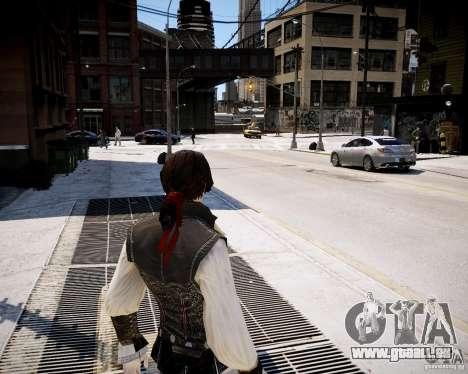 Assasins Creed 2 Young Ezio pour GTA 4 troisième écran