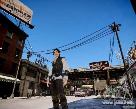 Assasins Creed 2 Young Ezio für GTA 4 sechsten Screenshot