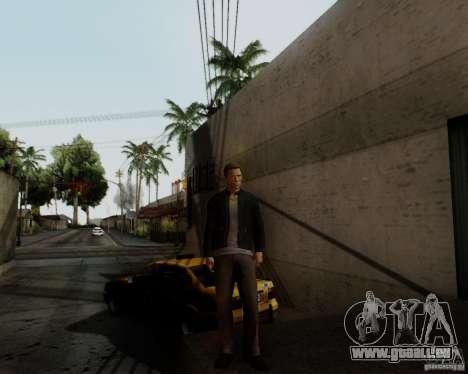 Daniel Craig pour GTA San Andreas