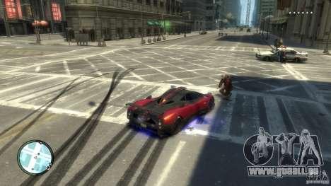 Contagium v1.2b für GTA 4 neunten Screenshot