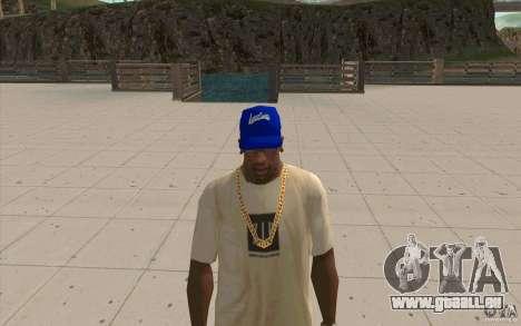 Cap WCCB pour GTA San Andreas deuxième écran