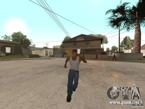 Awesome .IFP V3 für GTA San Andreas her Screenshot