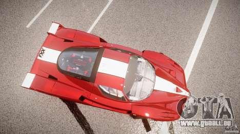 Ferrari FXX für GTA 4 obere Ansicht