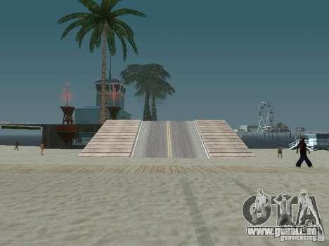 Das Geheimnis der tropischen Inseln für GTA San Andreas zweiten Screenshot