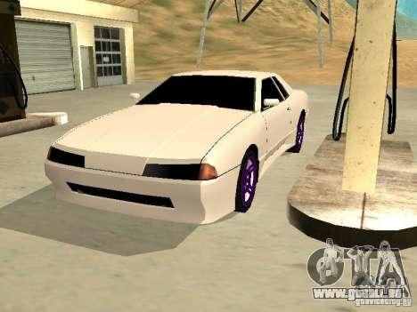 New Elegy v.1 für GTA San Andreas