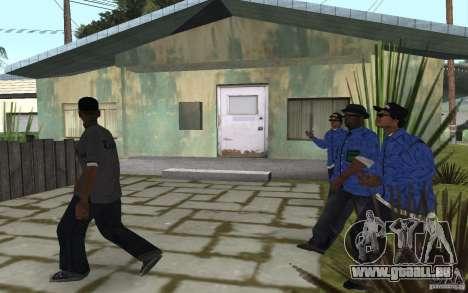 Crips 4 Life für GTA San Andreas sechsten Screenshot