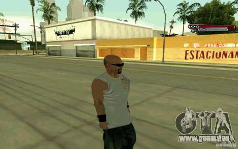 Mexican Drug Dealer pour GTA San Andreas deuxième écran