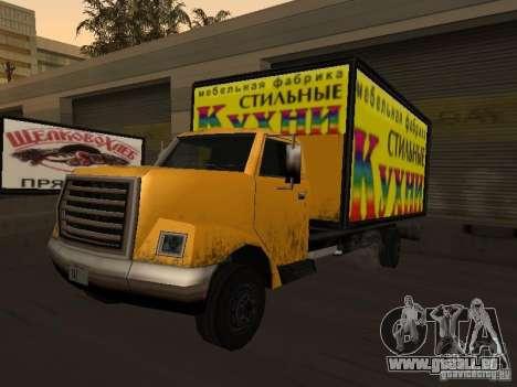 Yankee RUS für GTA San Andreas