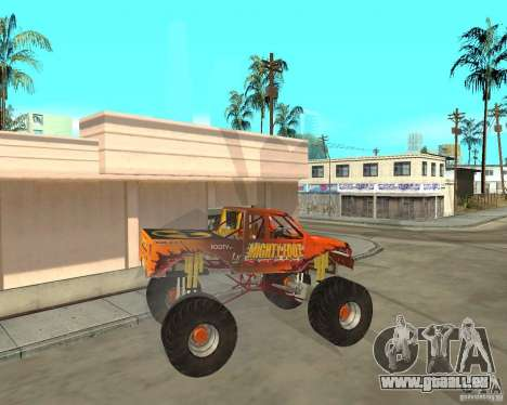 Mighty Foot für GTA San Andreas