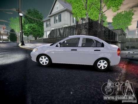 Hyundai Accent Era für GTA 4 linke Ansicht