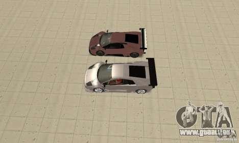 Lamborghini Murcielago R GT pour GTA San Andreas roue
