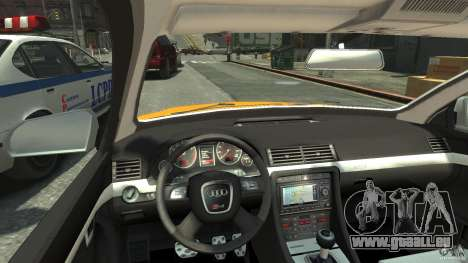 Audi S4 Avant pour GTA 4