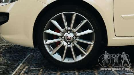 Fiat Punto Evo Sport 2012 v1.0 [RIV] für GTA 4 Unteransicht