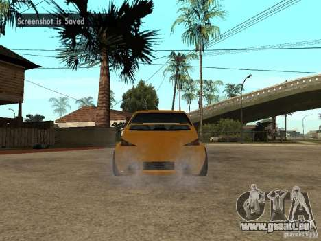 Peugeot 106 Tuning für GTA San Andreas linke Ansicht