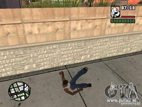 PARKoUR für GTA San Andreas zehnten Screenshot