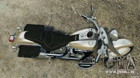 Harley Davidson Softail Fat Boy 2013 v1.0 für GTA 4 rechte Ansicht