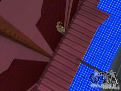 corde pour GTA San Andreas cinquième écran