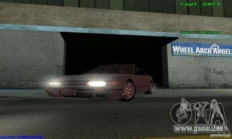 Nissan Silvia S13 Tunable für GTA San Andreas