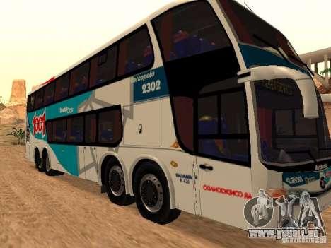 Marcopolo Paradiso 1800 G6 8x2 SCANIA pour GTA San Andreas